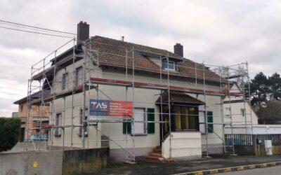 Rénovation toiture & isolation extérieure